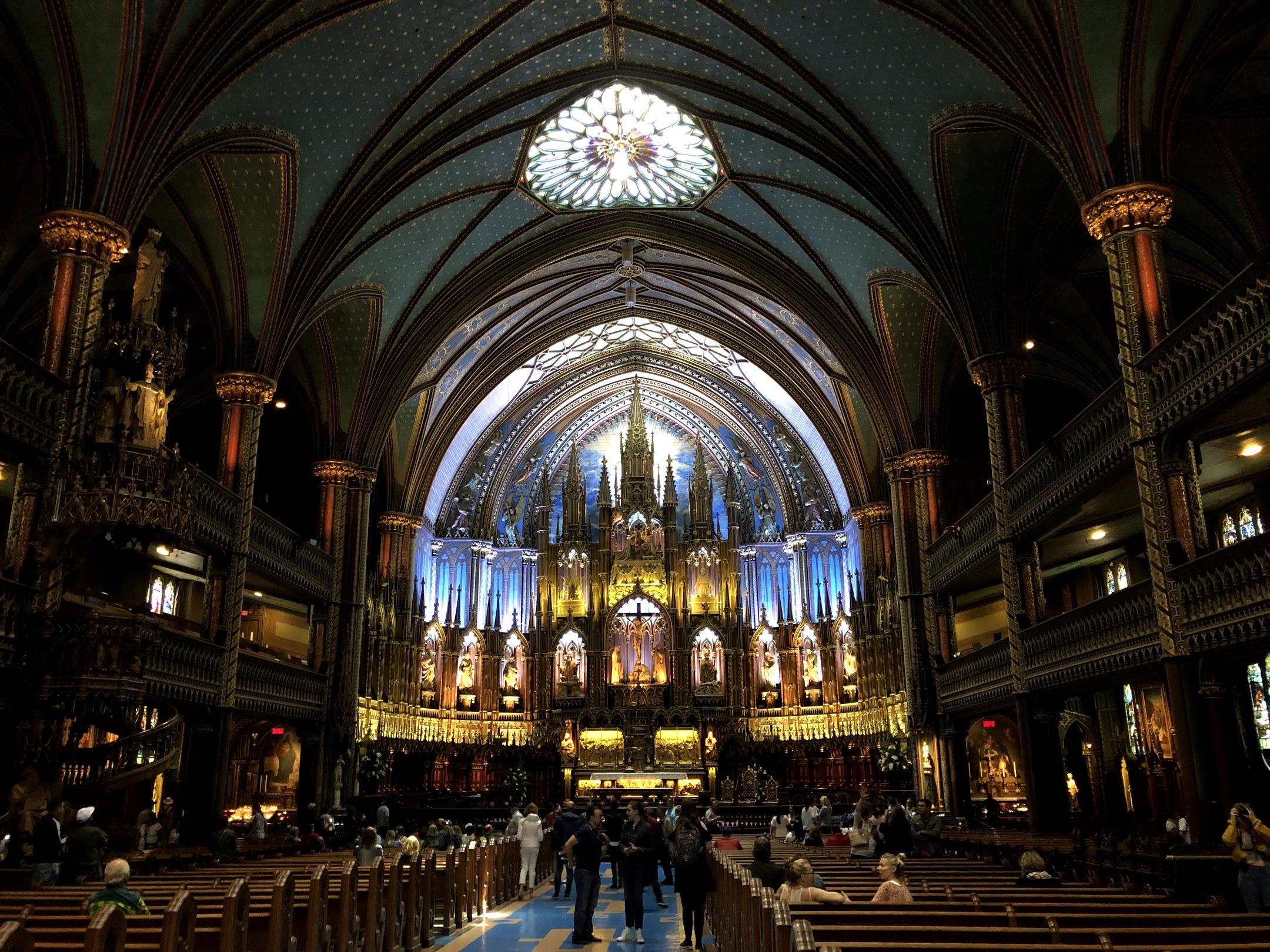 Descubre qué ver en Montreal