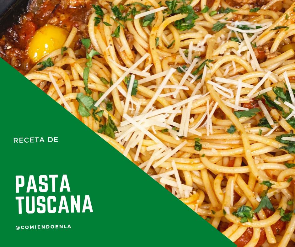 Pasta Tuscana